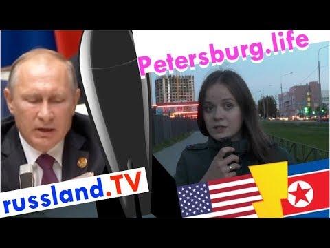 Putin und Nordkoreas Wasserstoffbombe [Video]