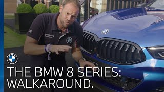 The BMW 8 Series walk around at Goodwood Festival of Speed
