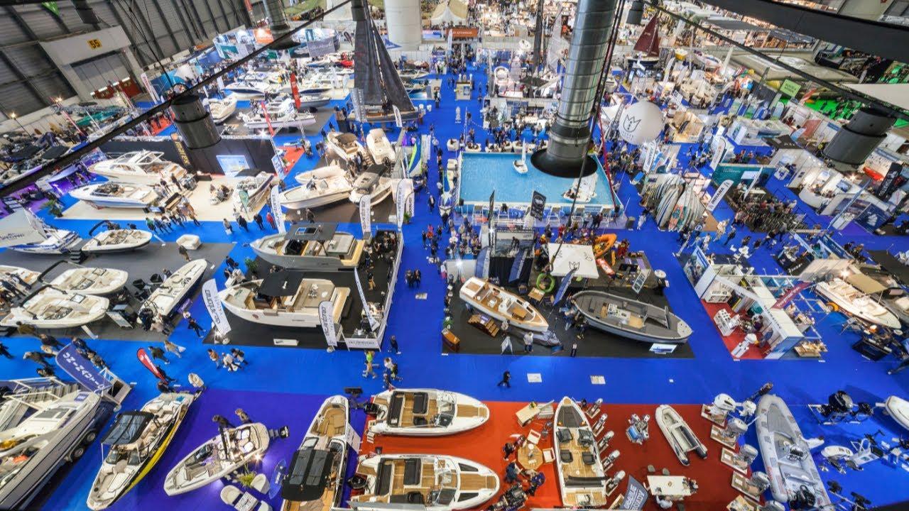 Salon nautique du Léman 2019