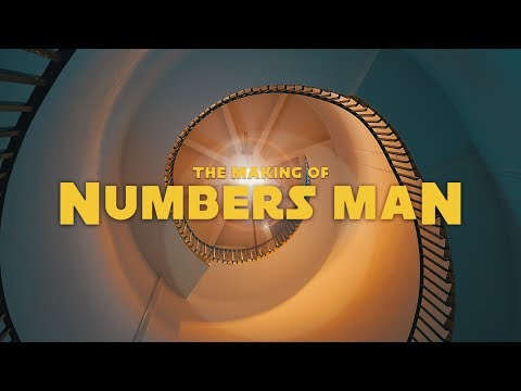 Numbers Man - My Rode Reel 2017 BTS