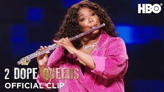 Lizzo's Flute & Twerk Lesson | 2 Dope Queens | Season 2