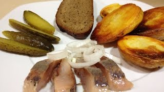 Картофель в духовке - Как Вкусно Запечь Картошку. Рецепты гарниров.