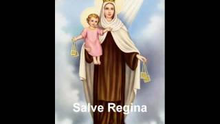Video Salve Regina - Milan Mašek