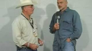 Sammy Shelor Interview 2008 IBMA