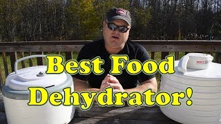 My Dehydrator: Top 3 Features To Consider When Buying A Dehydrator For Backcountry Camping
