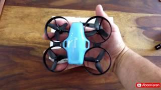 Drohne - Quadrocopter   Potensic   6 Achsen - 2,4G   Anfänger & Kinder RC Drone   Review Deutsch