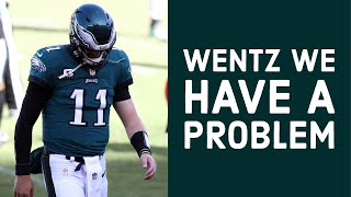 NFL Film Breakdown: What in the World is Going on With Carson Wentz and the Philadelphia Eagles?
