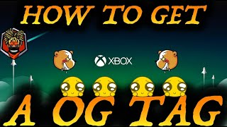 How To Get An OG GAMERTAG/NAME ON THE XBOX 1 IN 2020! 🐧🌬