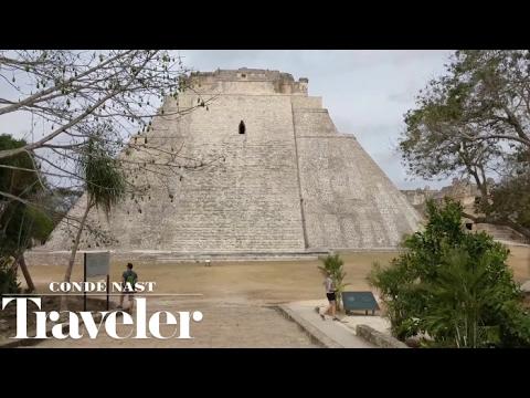 Exploring Mayan Ruins in Mexico | Condé Nast Traveler