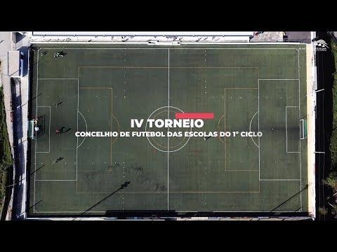 IV Torneio Concelhio de Futebol das Escolas do 1.º Ciclo