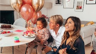 Alexa's 2nd Birthday Party | Mimi Ikonn Vlog