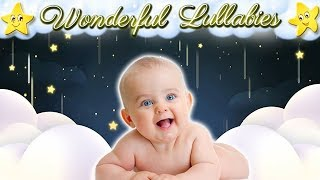 2 Hours Super Soothing Hush Little Baby ♥ Soft Bedtime Musicbox Lullaby ♫ Good Night Sweet Dreams