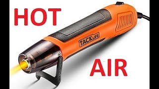 TACKLIFE Mini Heat Gun - Model HGP35AC