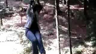 preview picture of video 'Mimi au parc aventure Signal de Bougy'