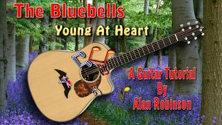 Young At Heart - The Bluebells - Acoustic Guitar Lesson (easy-ish)