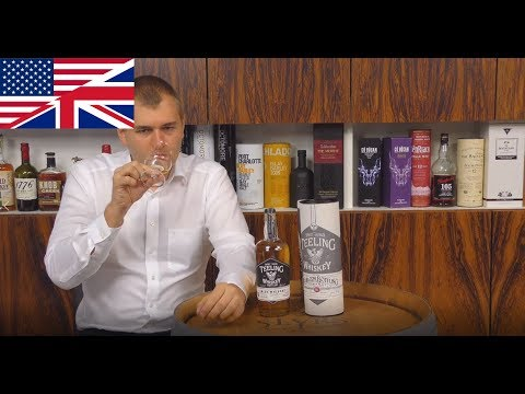 Whisky Review/Tasting: Teeling Stout Cask