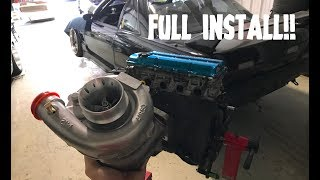 EVERYTHING YOU NEED TO TURBO A CAR!!