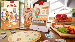 Osmo Pizza Co - Gameplay Interview