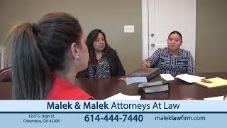 Nuevo video de Malek & Malek para sus clientes hispanos.