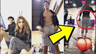 Lonzo Ball, And LaMelo Ball Hanging Out with Lonzo Ball's Girlfriend After LAKERS SUMMER LEAGUE LOSS