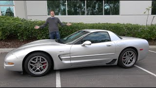 The Chevy Corvette C5 Z06 Is an Insane Sports Car Bargain