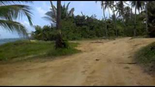 preview picture of video '05.02.11. Llegando a la preciosa playa de Piñones.'