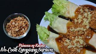 No-Cook Lumpiang Sariwa