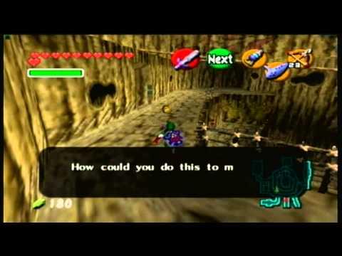 The Legend of Zelda Ocarina of Time Master Quest Walkthrough