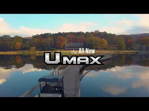 2021 Yamaha Umax Bistro Deluxe EFI in Covington, Georgia - Video 1