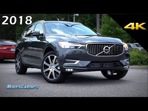 2018 Volvo XC60 T6 AWD Inscription LOADED - Ultimate In-Depth Look in 4K