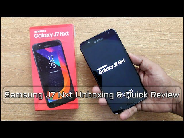 Samsung Galaxy J7 Nxt Fiche technique et caractéristiques