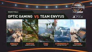 OpTic Gaming Vs EnVyUs Grand Final Match 1   MLG Orlando Open 2016 Day 3