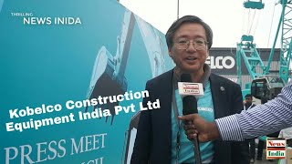 kobelco excavator india - Free video search site - Findclip Net