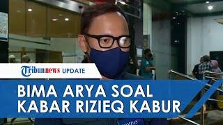 Wali Kota Bogor Bima Arya Benarkan Habib Rizieq Kabur dari RS Ummi, FPI Buka Suara