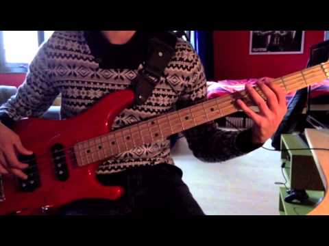 Anouk - Home Is In My Head (Bass Cover)