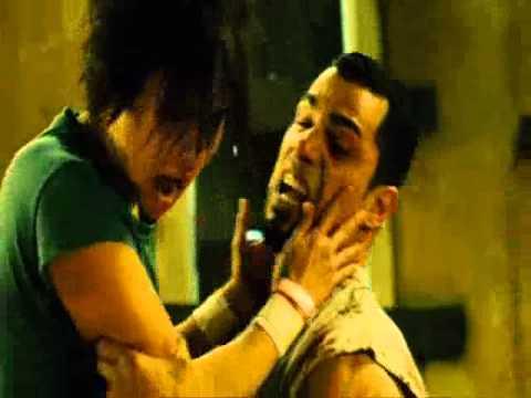 Trampa de las jeringas (Amanda y Xavier) (SAW 2).castellano.