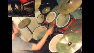 As Blood Runs Black - Strife (Chug Chug) Drum Cover by Chicha