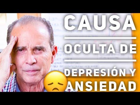 Te Contamos La Causa Oculta De Depresión y Ansiedad