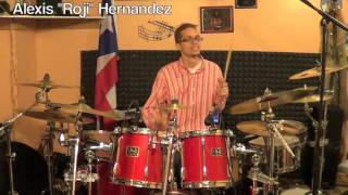 """Alexis Hernandez - """"Mighty God"""" by Trent Cory"""
