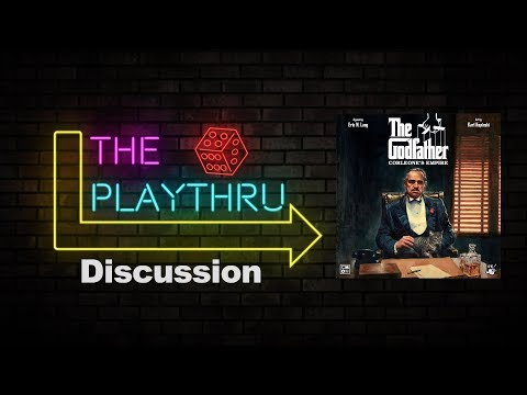 The PlayThru Reviews: The Godfather Corleone's Empire