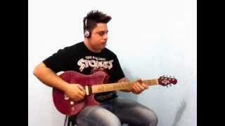 Haunted-Deep Purple played by Ale Alves (cover)