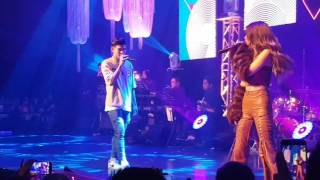 Maris Racal x Inigo Pascual at 4 Of A Kind Concert