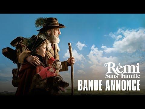 Rémi sans famille - avec Daniel Auteuil, Virginie Ledoyen - Bande-Annonce