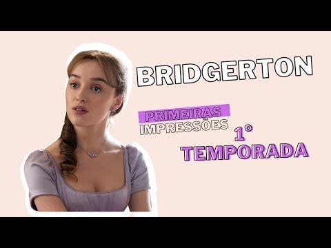 Bridgerton na Netflix - primeiras impressões sobre a adaptação dos livros de Julia Quinn