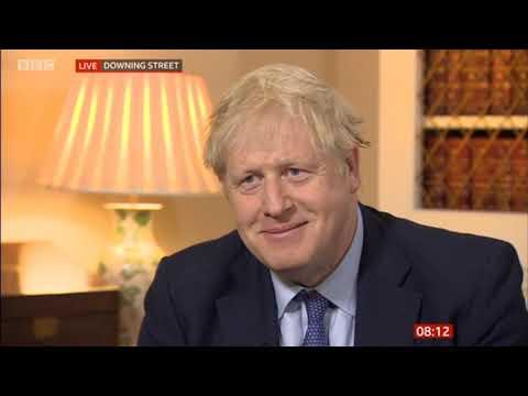 PM Boris Johnson's full BBC interview