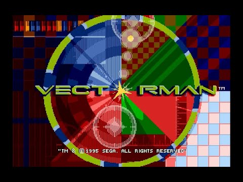 Vectorman Megadrive