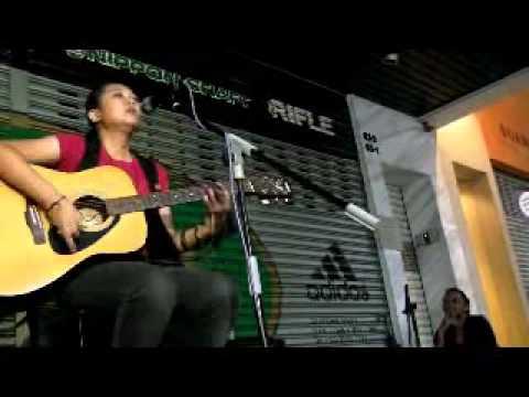 Rina.S - 'Shine On' live @ Malaysia Day Street Festival, Jln Bangkung