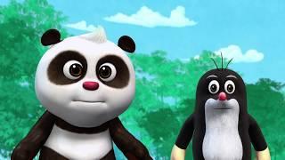 Кротик и Панда - 5 серия (мультик для детей)