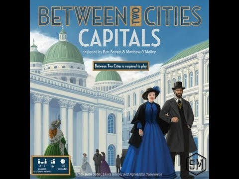 Between Two Cities: Capitals - A Forensic Gameology Review