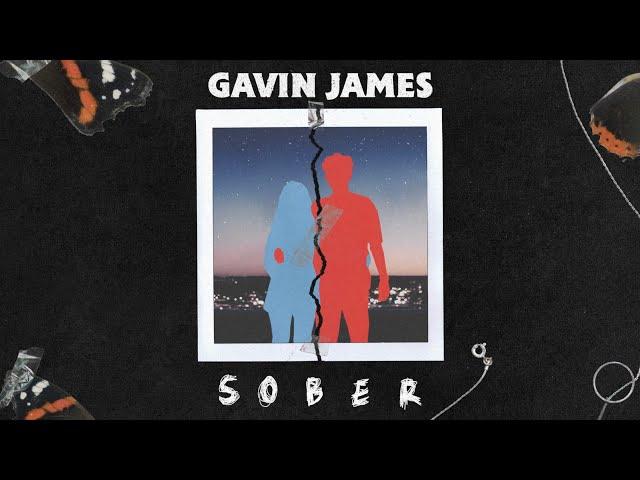 Sober (Lyric) - Gavin James